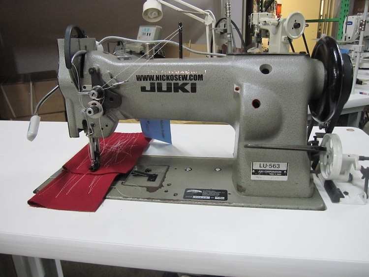 Nickosew Sewing Machine Company New And Reconditioned